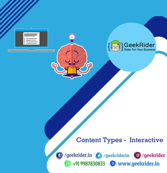 Content-Types----Interactive